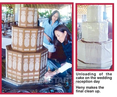 heny sison wedding cakes 24 best its more in the philippines images on 15203