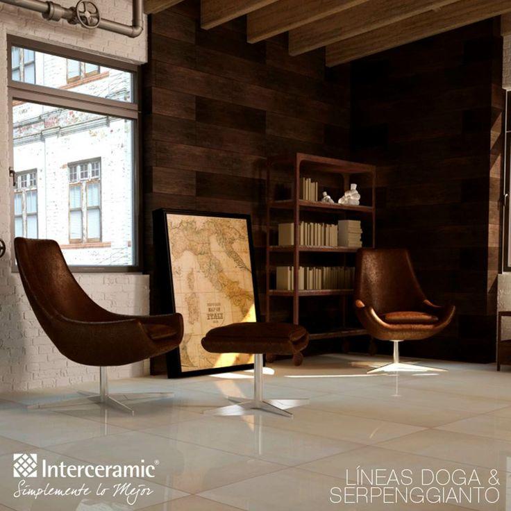Las caracter sticas t rmicas de la madera consiguen crear for Interceramic pisos