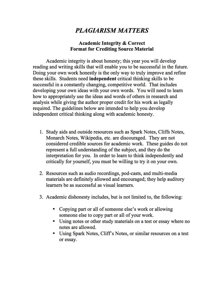 The Great Gatsby Essays Best Examples Of Plagiarism Ideas Plagiarism Plagiarism Citation Guide  Information On Proper Citation Format Is Becoming Essay Dishonesty Bio Essay also Essays On Leadership Academic Dishonesty Essay Best Examples Of Plagiarism Ideas  Need For Education Essay