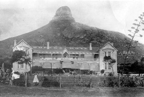 historic cape town