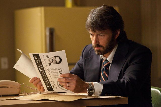 Pin for Later: Proof That Ben Affleck Has Been Getting Hotter as He Gets Older Argo (2012)