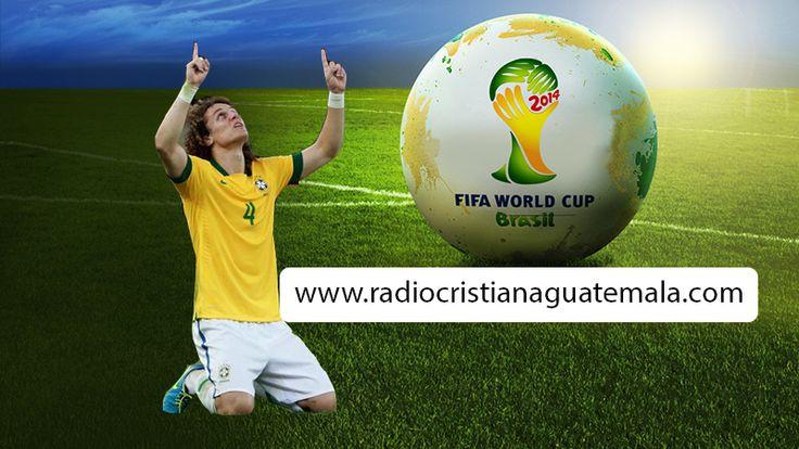 Publican lista de los futbolistas cristianos que juegan en Mundial Brasil 2014 – Radio Cristiana Guatemala