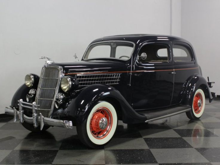1935 Ford Sedan & 320 best FORD 1935 1936 images on Pinterest | Vintage cars Ford ... markmcfarlin.com