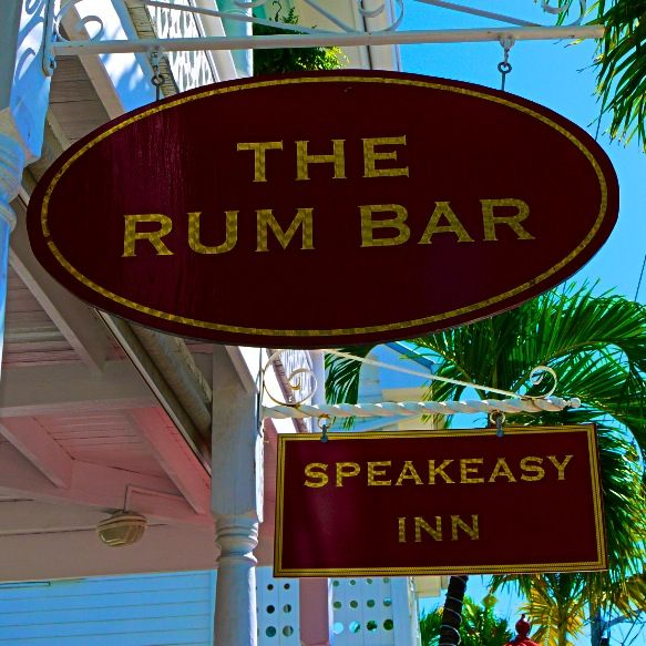 A must stop in Key West. Dr. Bob will fix you right up! My fave is the Painkiller=Wow!