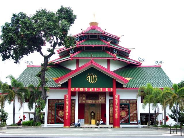 Masjid Muhammad Cheng Ho-indonesia