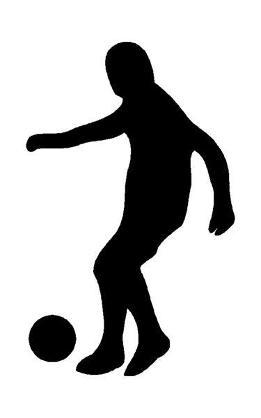 English football player clipart