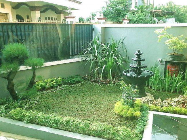 Teras Cara Menata Bunga Di Depan Rumah Sederhana - Content