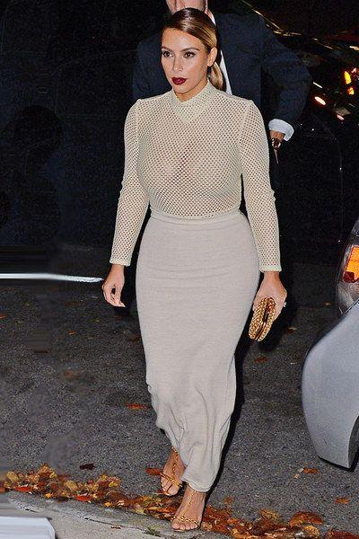 Kim Kardashian pose nue pour Paper Magazine - Teemix