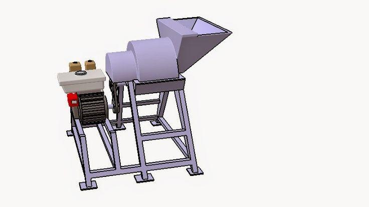mesin jerami ini buat khusus untuk mencacah jerami agar menjadi potongan-potongan halus untuk dijadikan bahan pembuatan pupuk kompos .
