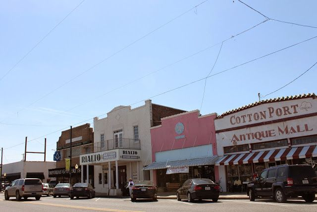 """West Monroe, Louisiana is known for Duck Dynasty and its antiques, all set along """"Antique Alley."""""""