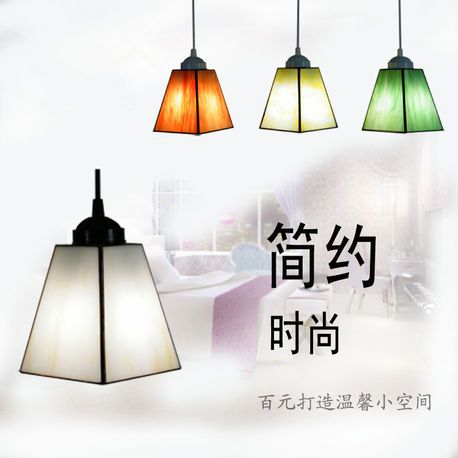 hanglamp glas in lood - Google Search