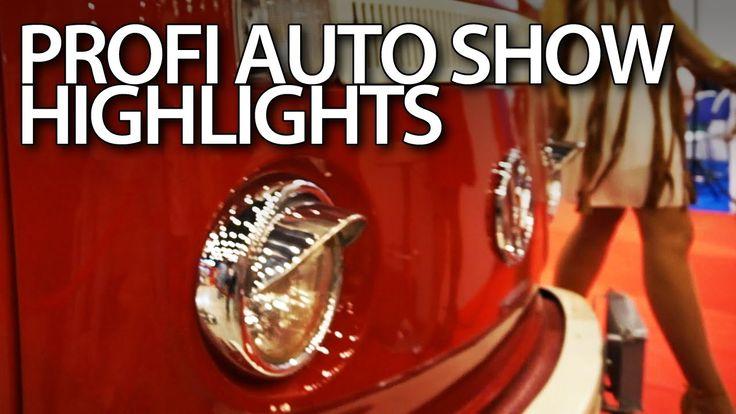 Profi Auto Show 2016 highlights (Katowice, Poland) - mr-fix VLOG E05 #profiAutoShow #cars #carShow