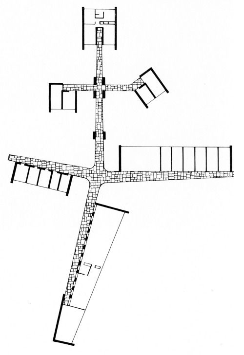 Jean-Francois Zevaco, Education Center, Plan, Ben Slimane, Morocco