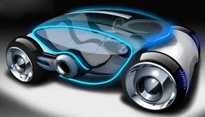 Future Car Concept Phoenix