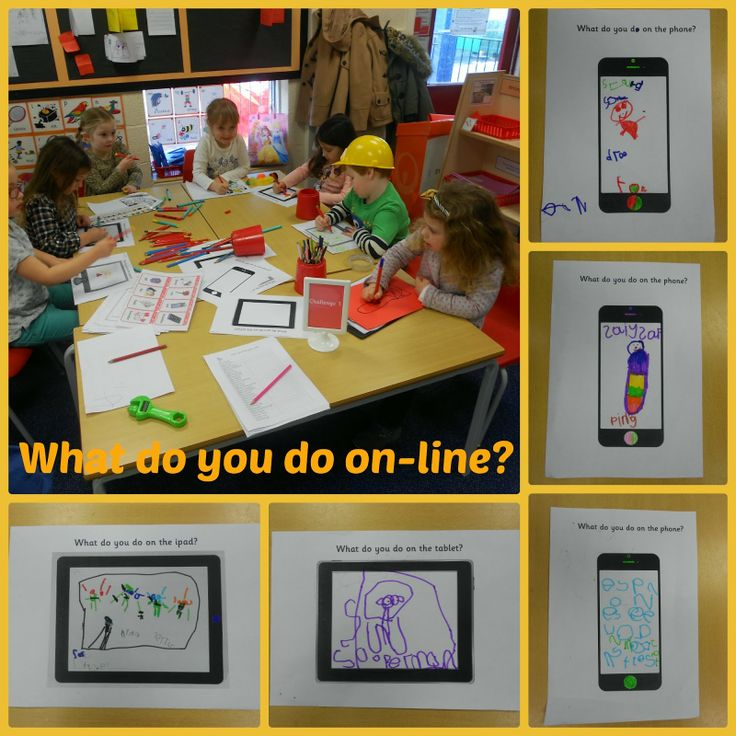 Foundation Stage Two blog - e-safety activity using Smartie the Penguin (Kid Smart) story.
