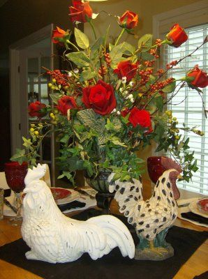 1050 Best All Things Roosters Chickens Images On Pinterest