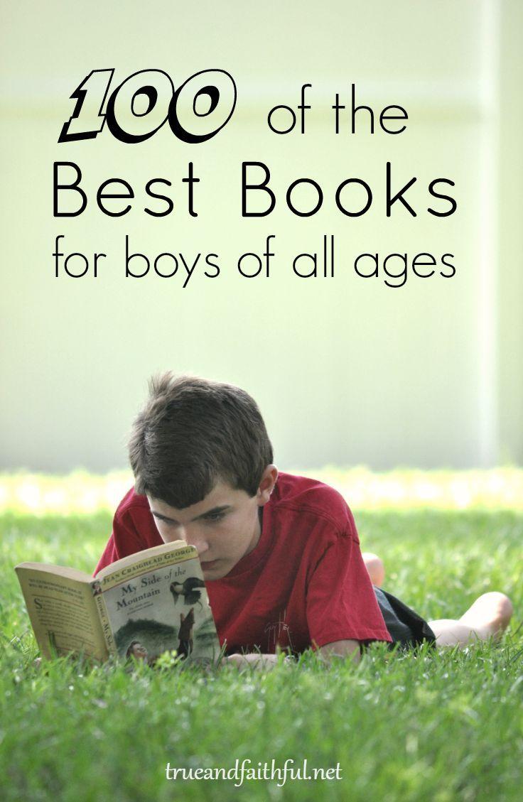 Books for Boys - Common Sense Media