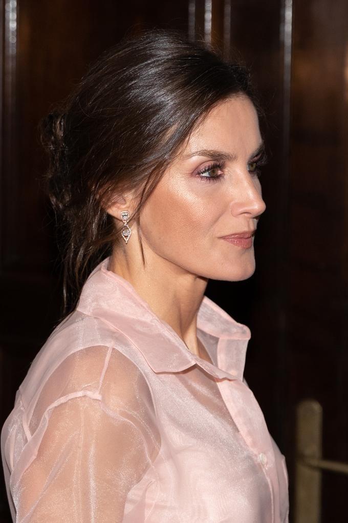 Súper fácil peinados letizia ortiz Imagen de cortes de pelo tutoriales - Copia los peinados de Letizia Ortiz para un estilo 'royal'