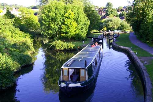 Boat hire on the Kennet & Avon Canal