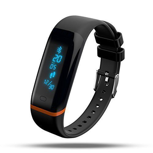 Fitness Watch Activity Tracker Heart Rate Monitor Waterproof iOS Android NEW #FitnessWatchTrackerHeartRateMonitor