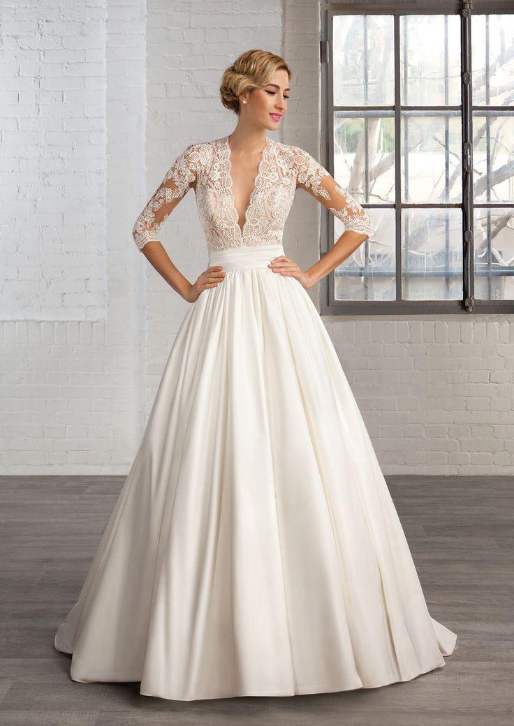 vestido de novia CAPELLA