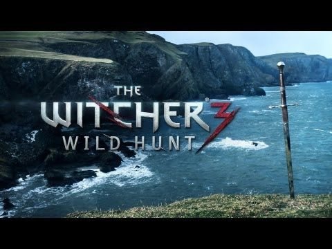 The Witcher 3: Wild Hunt - The Beginning  It must be amazing to have such an intro for it! Can't wait!