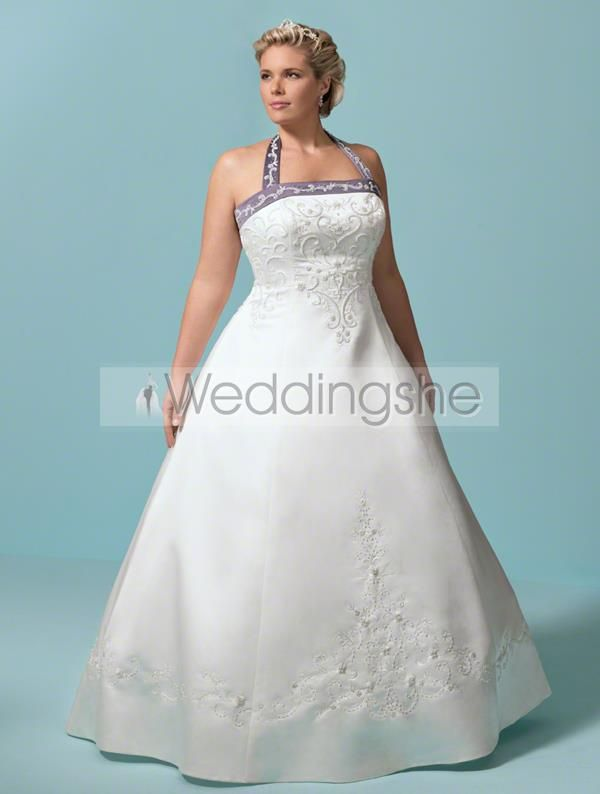 60 best plus size wedding dresses images on Pinterest | Wedding ...