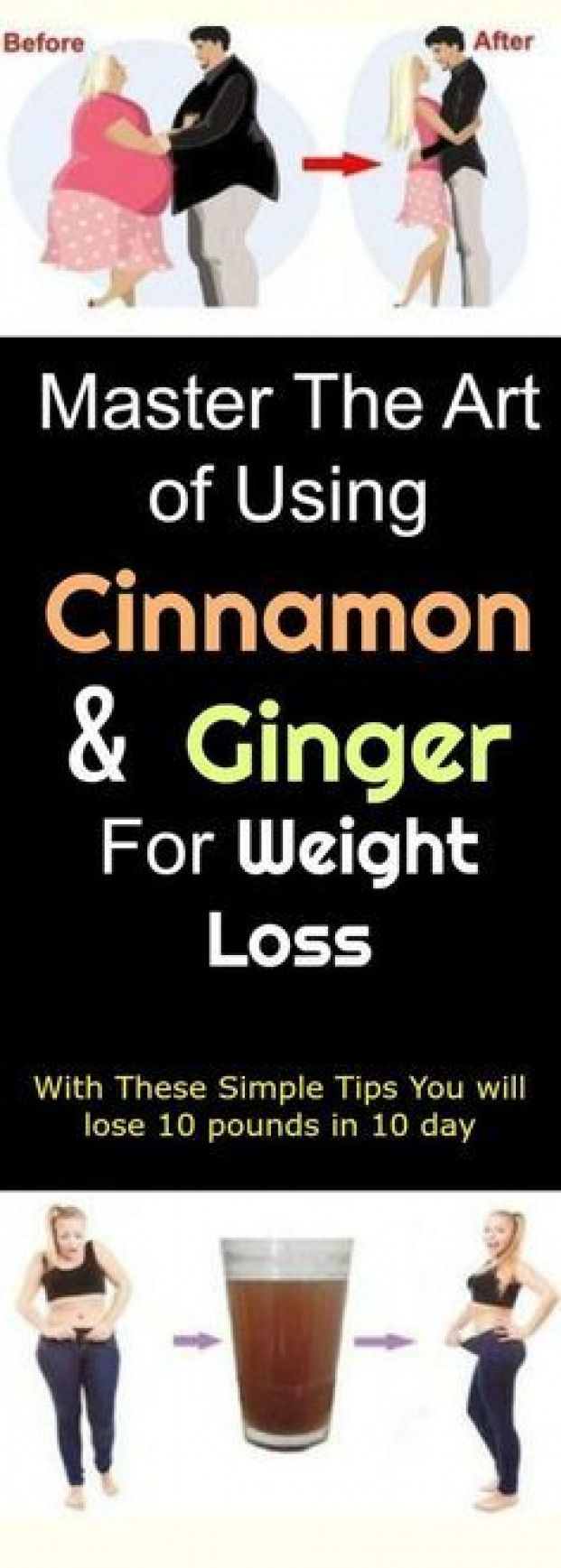 Herbs for weight loss Cinnamon and Ginger for Weight Loss Dear there is no actual magic to weight loss it requires discipline determination and diets control. However some herbs fruits oils and spices can help you to achieve your desired weight. That is why I want to shar