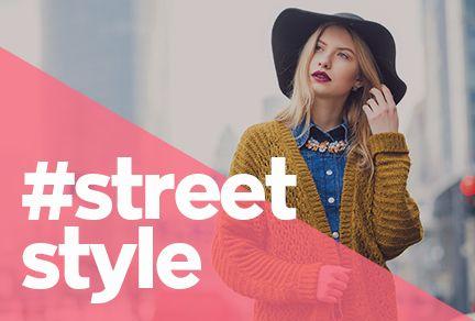 #StreetStyle