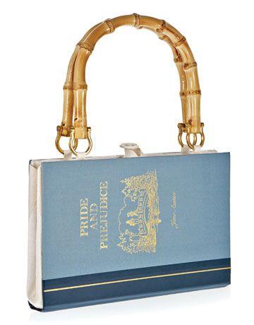 DIY Book Bag: Repurpose an old hardback into a funky tote!