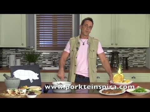 Carlos Ponce - Entrevista - sus amores, sus viajes, La Cocina y el humor