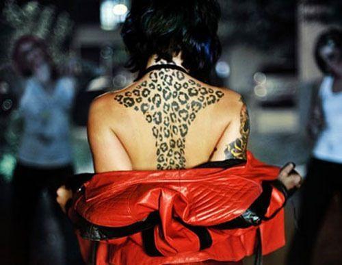 .: Tattoo Ideas, Art, Animal Prints Tattoo For Girls, Back Tattoo, Tattoo Animal, Leopards Prints, Radeo Suicide, Cheetahs Tattoo, Ink
