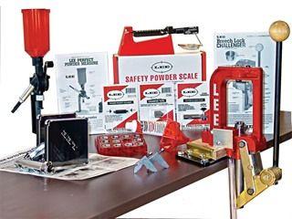 Lee Challenger Breech Lock Single Stage Press Kit
