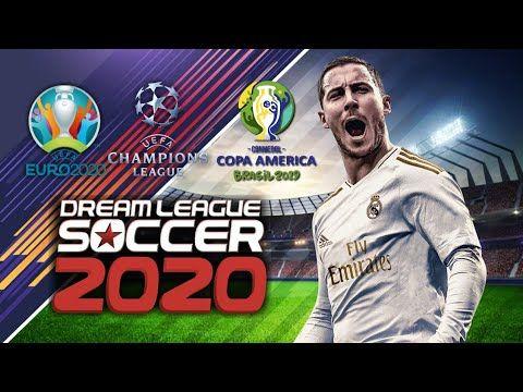 Dream League Soccer 2020 Atualizado Com Licencas Reais Tutorial De Instalacao Dls Mod Download Youtube Fifa Futebol Equipe Real Madrid Brasileirao