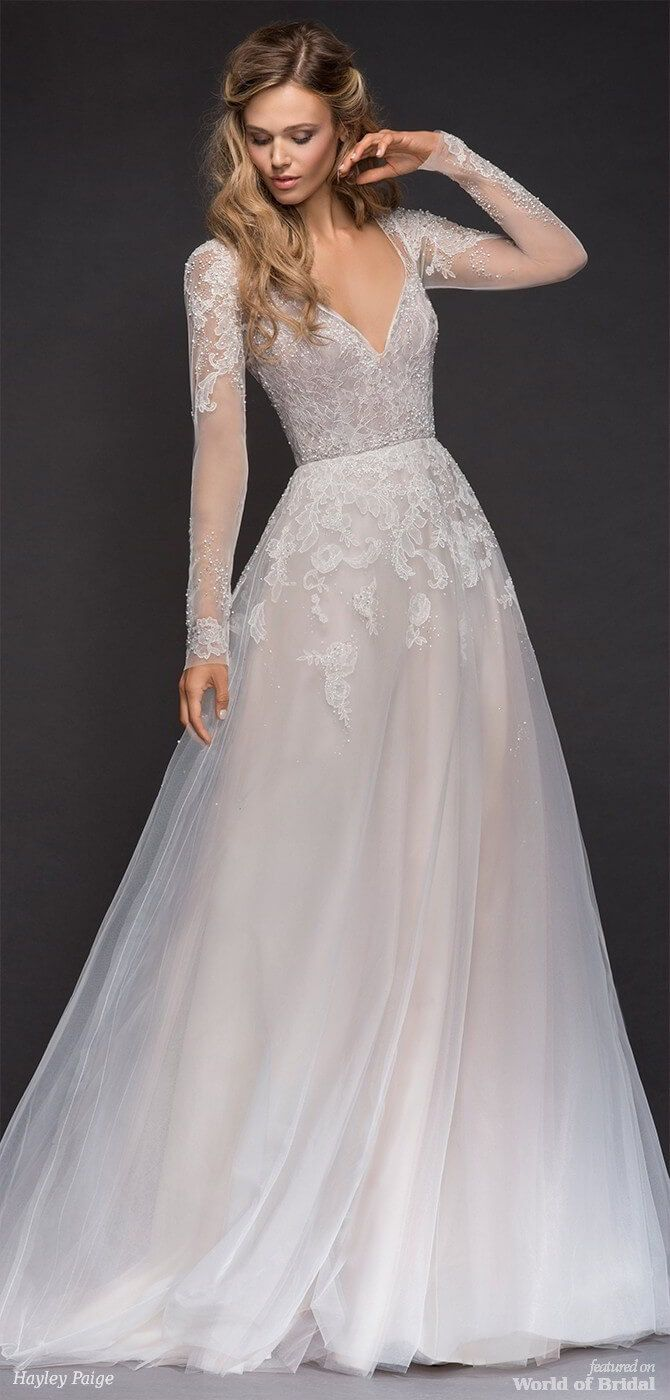 How much are hayley paige wedding dresses  Hayley Paige Spring  Bridal Collection JLM Couture  Hayley