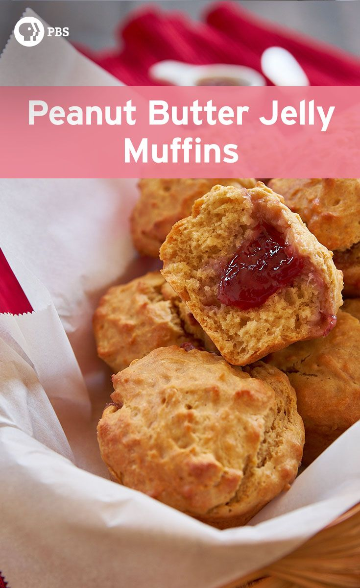 576 best from the pbs kitchens images on pinterest appetizers peanut butter and jelly is one of those divine combinations thats good whether youre forumfinder Image collections