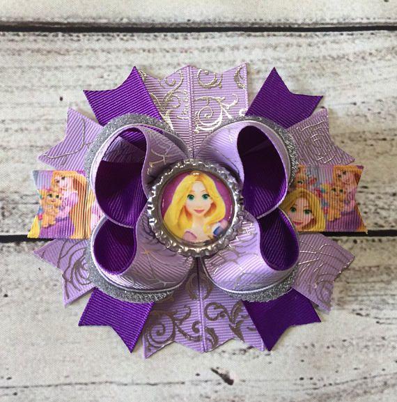 Arco del pelo de Rapunzel el arco del pelo de princesa