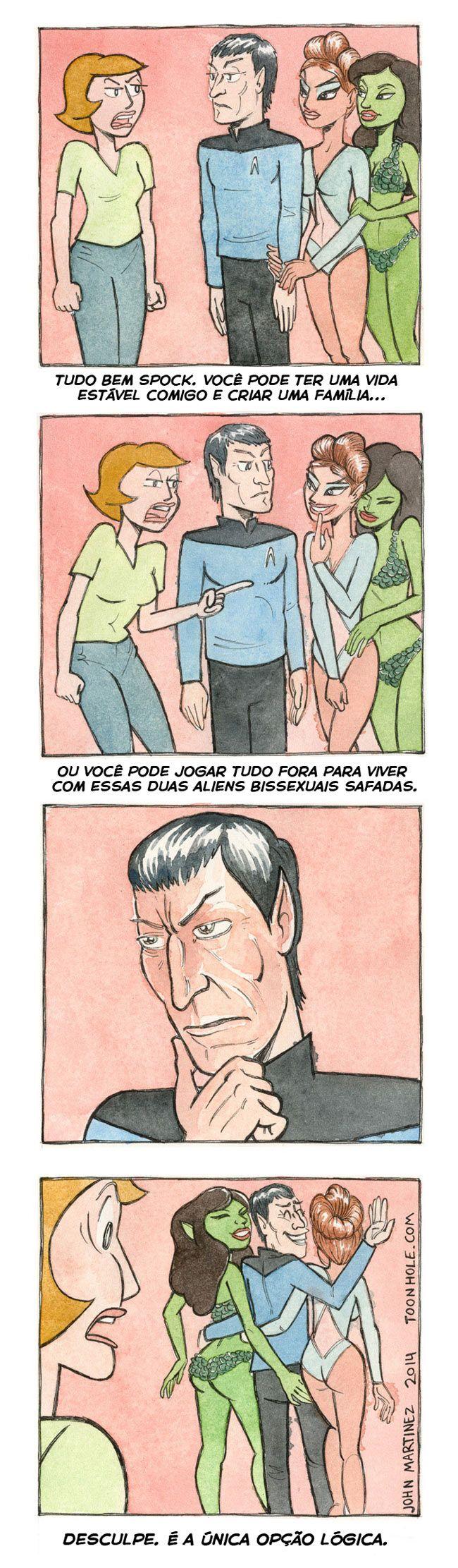 Satirinhas - Quadrinhos, tirinhas, curiosidades e muito mais! - Part 7