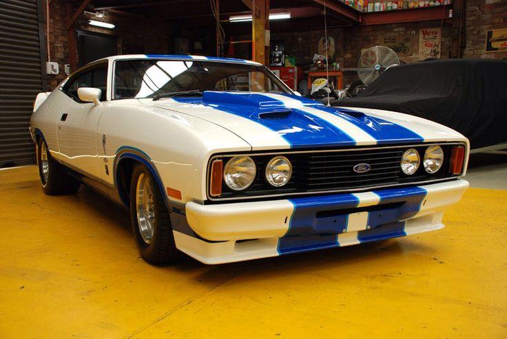 Aussie muscle car