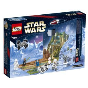 LEGO Star Wars Advent Calendar 75146. Grab yours for Xmas at http://amzn.to/2eivtfr