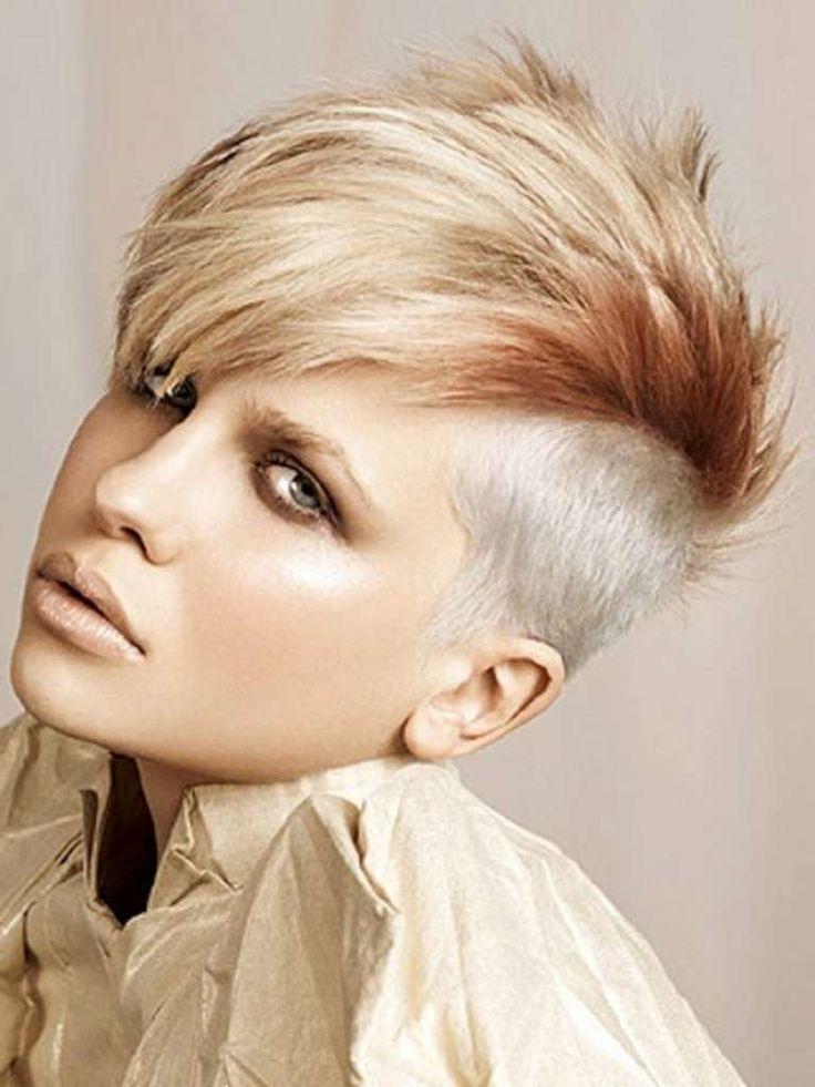 Rövid trendi frizurák 2016