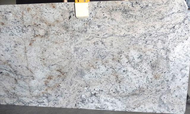 Siberian White granite  Countertops in 2019  Kitchen
