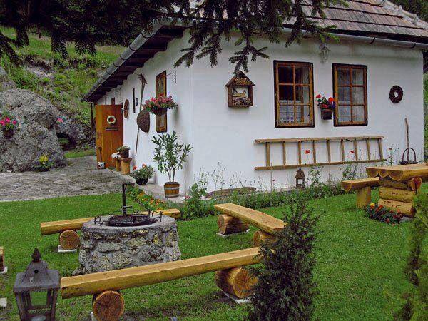 Hayalimdeki köy evi
