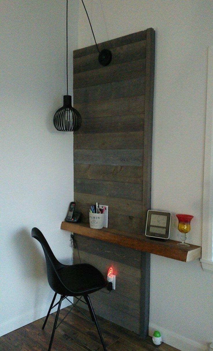 7 Best Bois Grange Replique Our Barn Wood Images On Pinterest # Table Bois De Grange