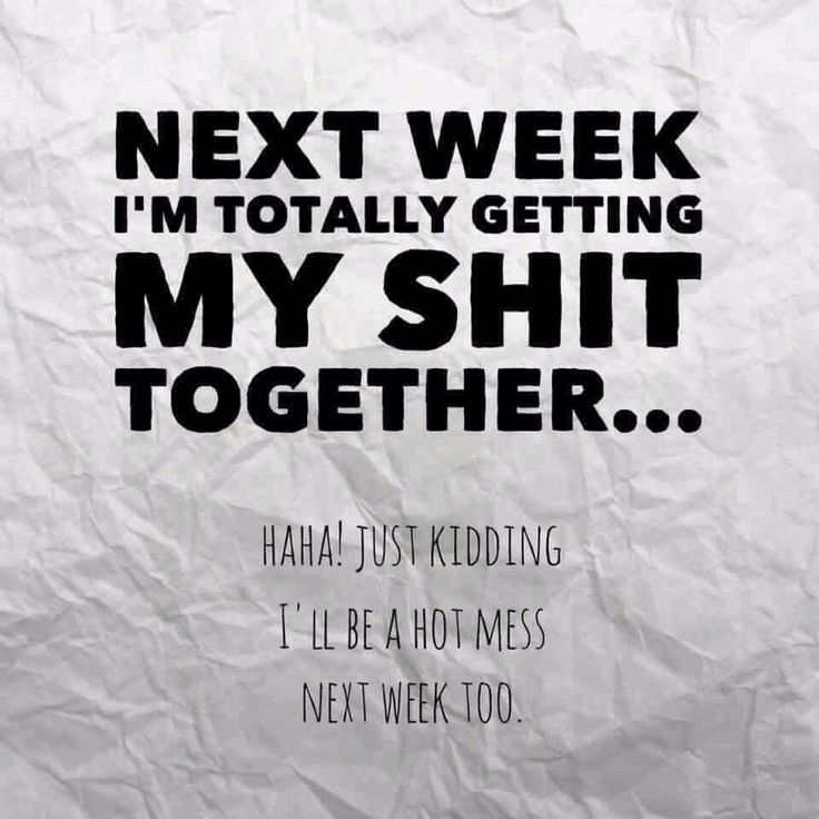 I say this every week-one day it's going to happen!