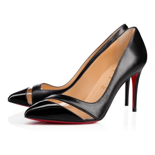 new product ddbee 44c34 Souliers - 17th Floor Vernis/pvc - Christian Louboutin ...