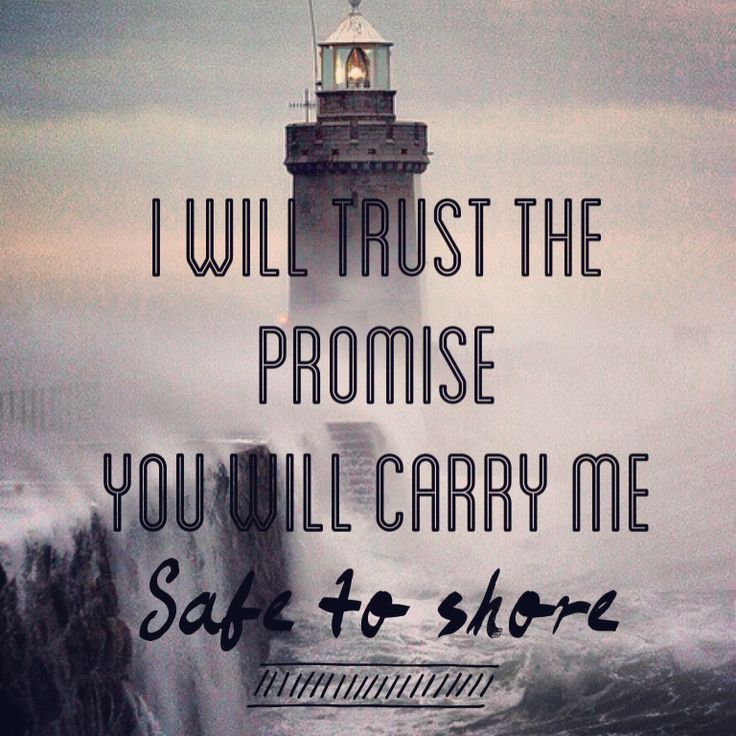 My lighthouse: Rend Collective