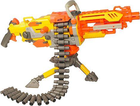 Resultado de imagen para la pistola nerf mas cara del mundo