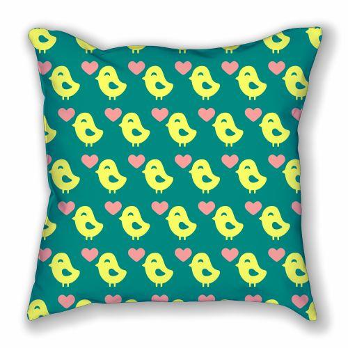 Heart Chick Pillow