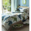 Catherine Lansfield Dino Single Bedding Set - Made of a soft cotton and polyester blend, the Dino Bedding Set is perfect for any little boy. Available in a single size, the bedding set features a duvet cover and a pillowcase. - L.M. Features: Din http://www.MightGet.com/january-2017-11/catherine-lansfield-dino-single-bedding-set-.asp